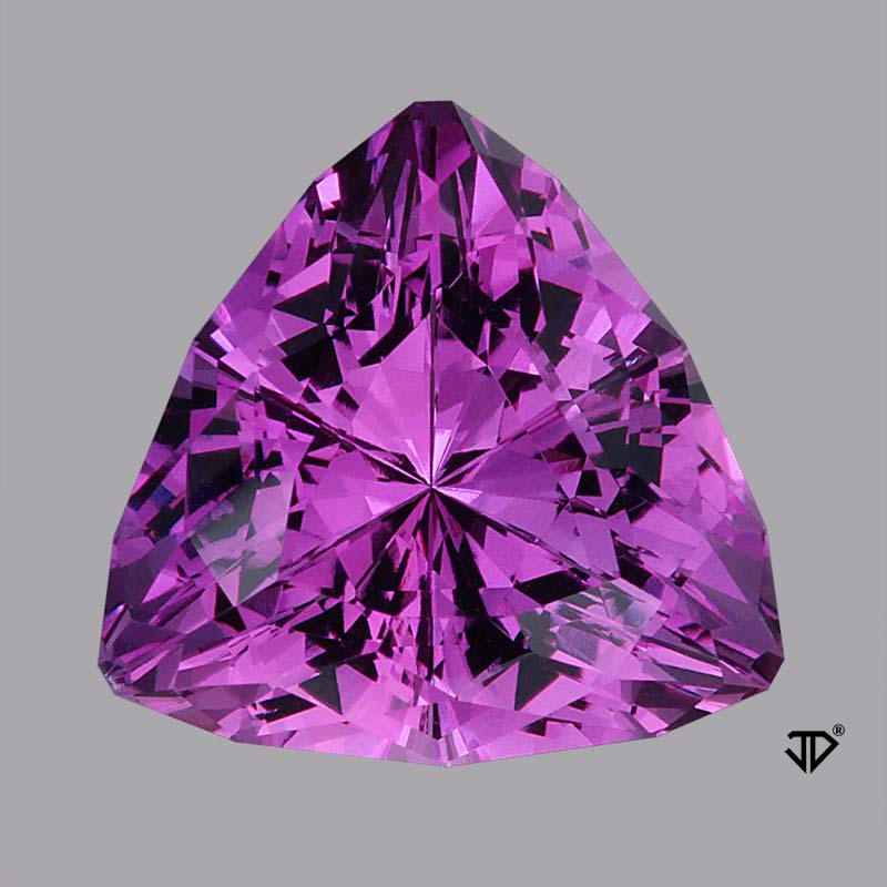 amethyst super trillion cut