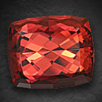 Imperial Topaz, 21.96cts. AGTA Cutting Edge 1st Place award winner
