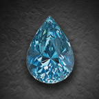 AGTA honorable mention  Aquamarine 2005