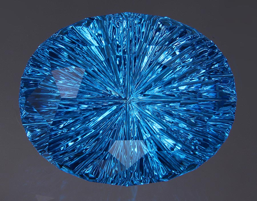For Blue Topaz Irradiation is necessary to acheive a deep blue color that people love.