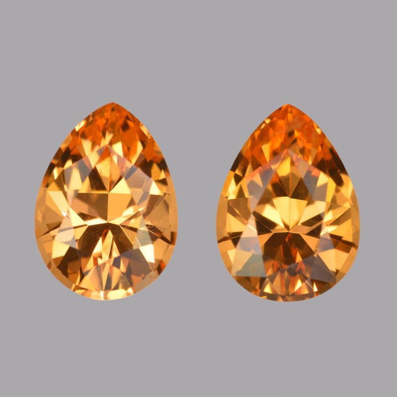 Mandarin garnet JD select outsourced 2.15 cts