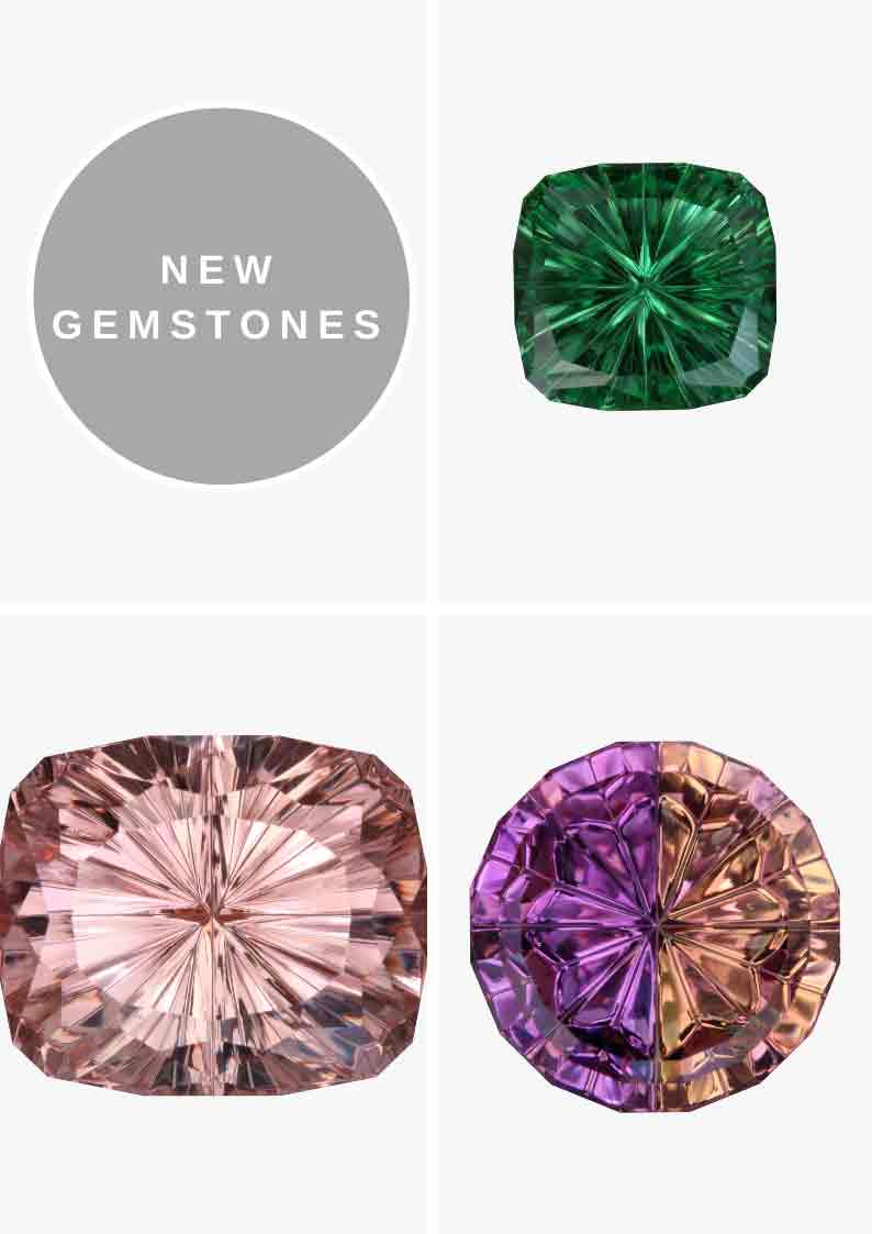 New Gemstones for sale