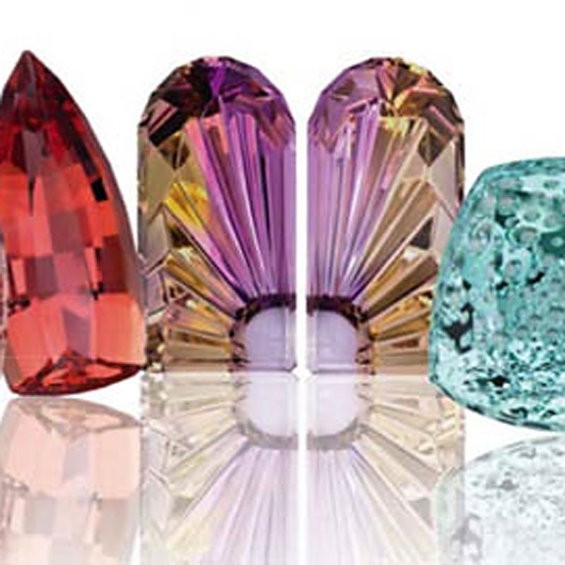 AGTA Prism article about John Dyer gem cutter