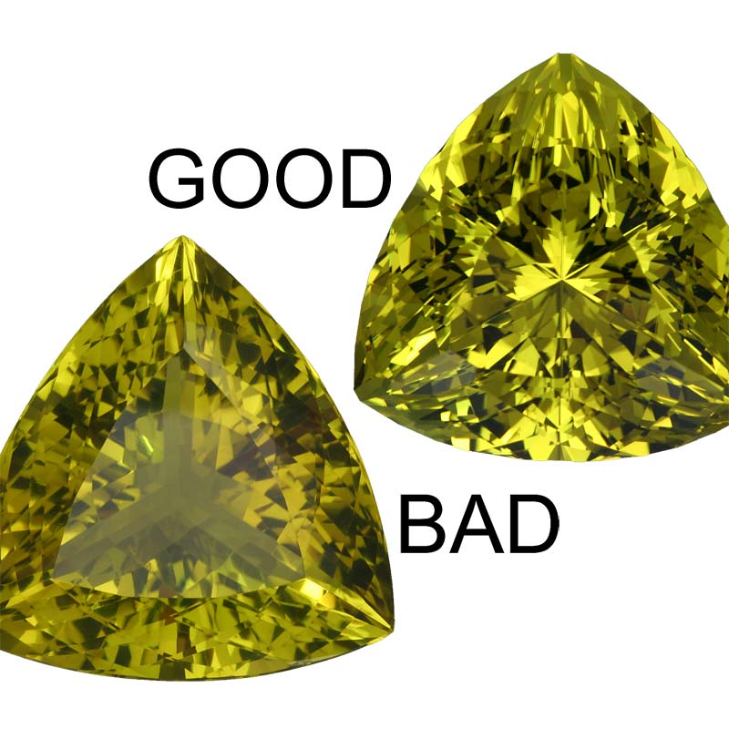 the importance of a good gemstone cutting