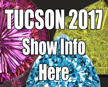 Tucson 2017 Show Info for John Dyer Gems