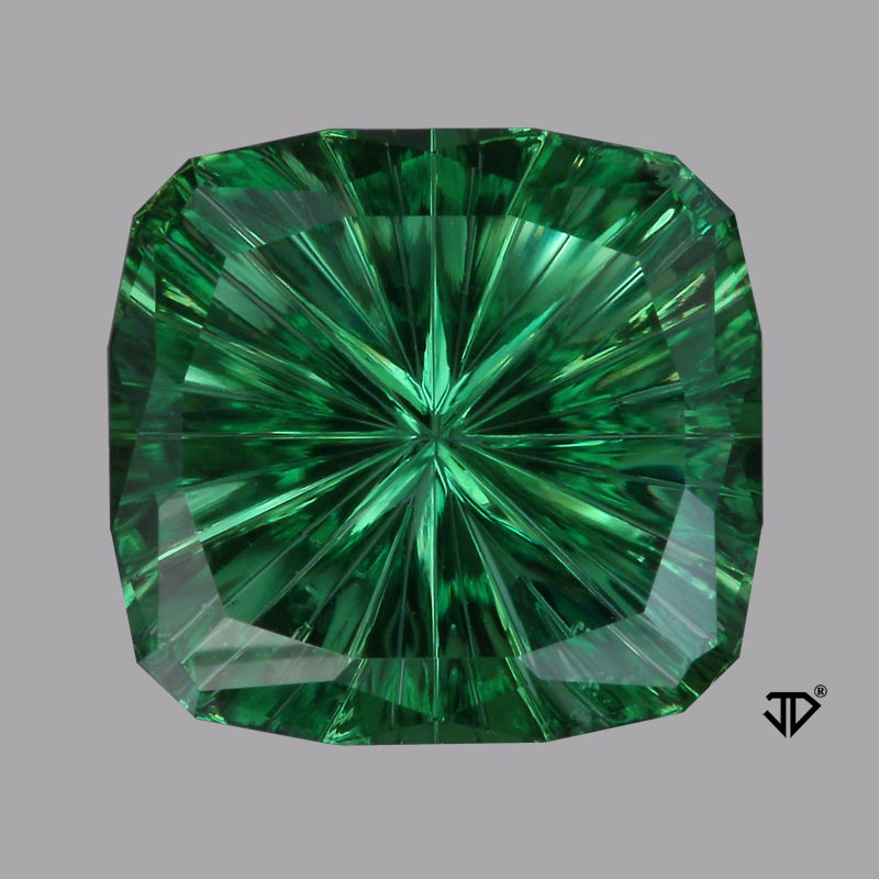 Chrome Tourmaline gemstone