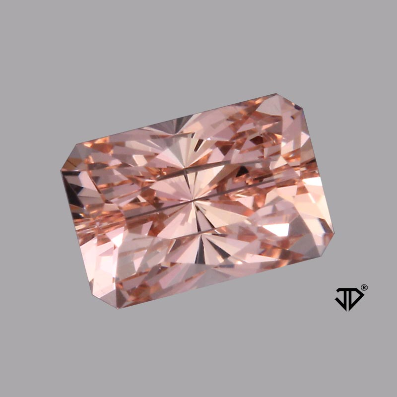 Morganite gemstone
