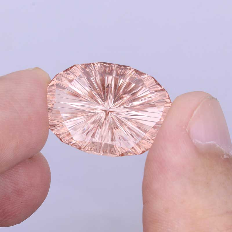 Morganite view 4