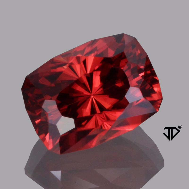 Cognac Zircon gemstone