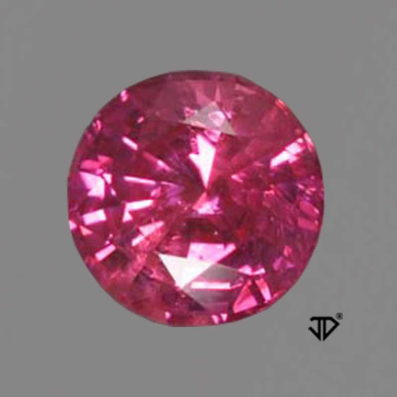 1 52 carat pink sapphire gemstone dyer precious