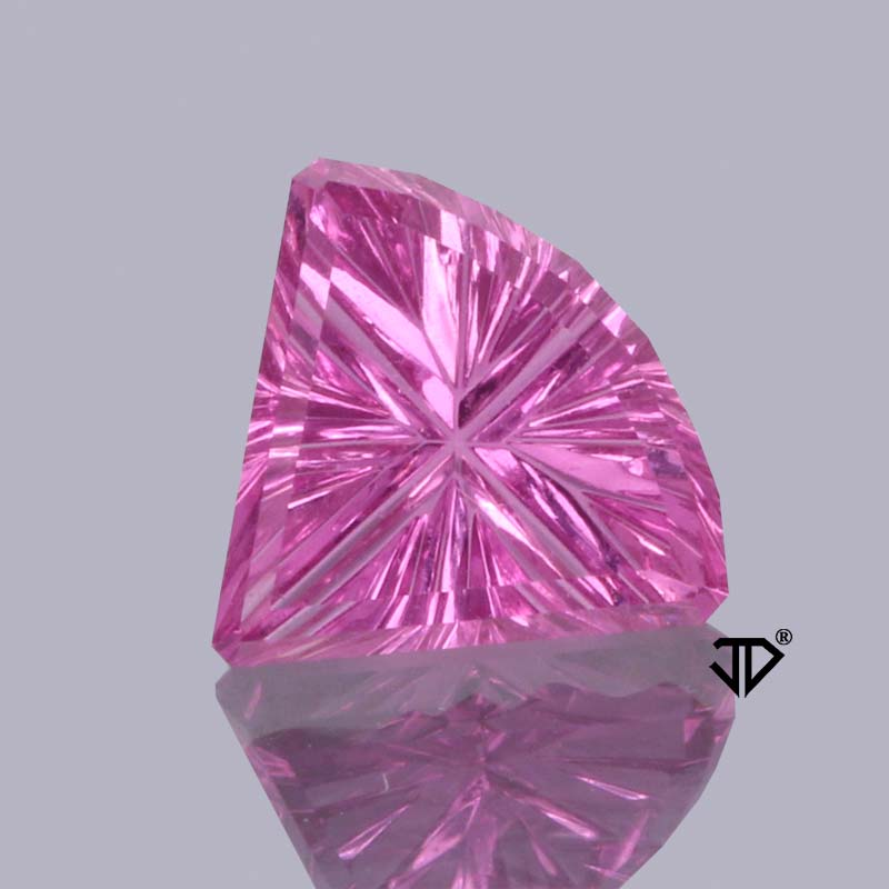 Pink Sapphire view 3