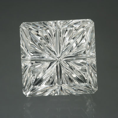 Crystalline Quartz gemstone
