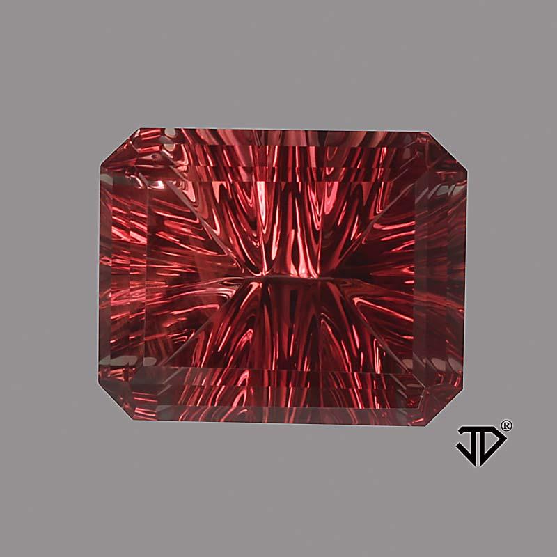 Black Sunstone Gemstone Cut Stone Black Sunstone Faceted Cut Rectangle Stone Wholesale #5751 Black Sunstone Cuts 22x15.5x6.5 MM