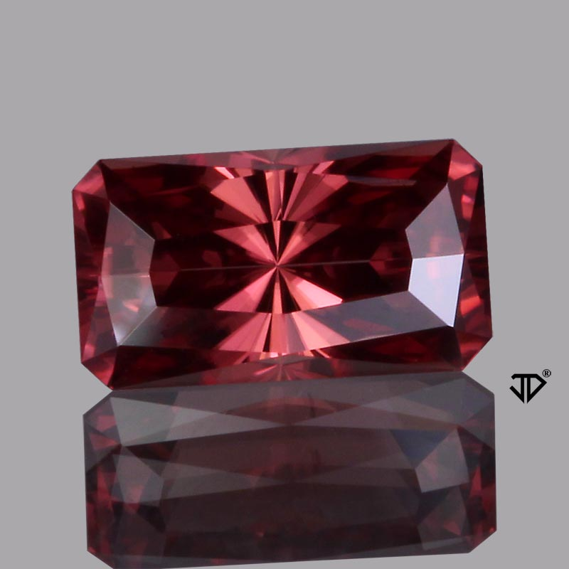 Sherry Zircon gemstone