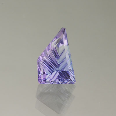Unheated Tanzanite gemstone