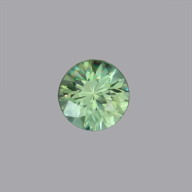 Yellow/Green Tourmaline gemstone