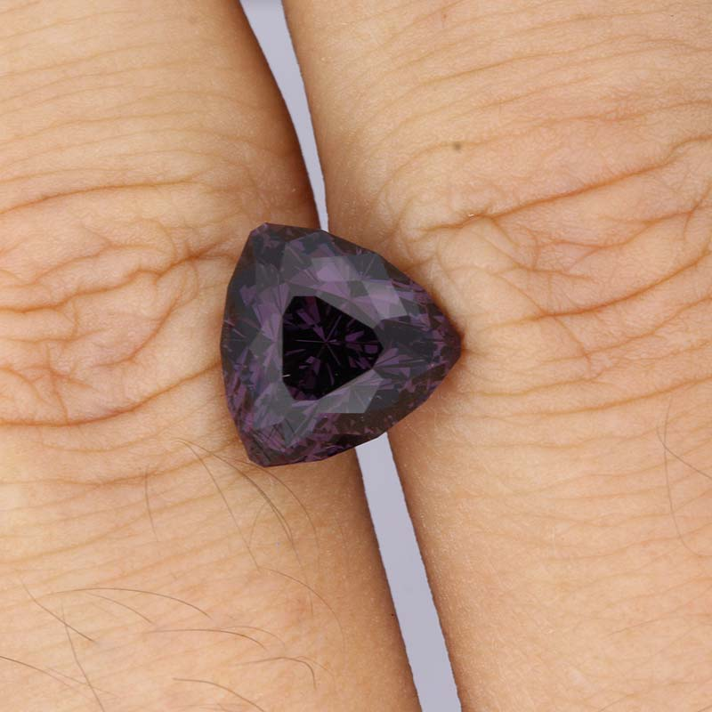 Purple Spinel view 2