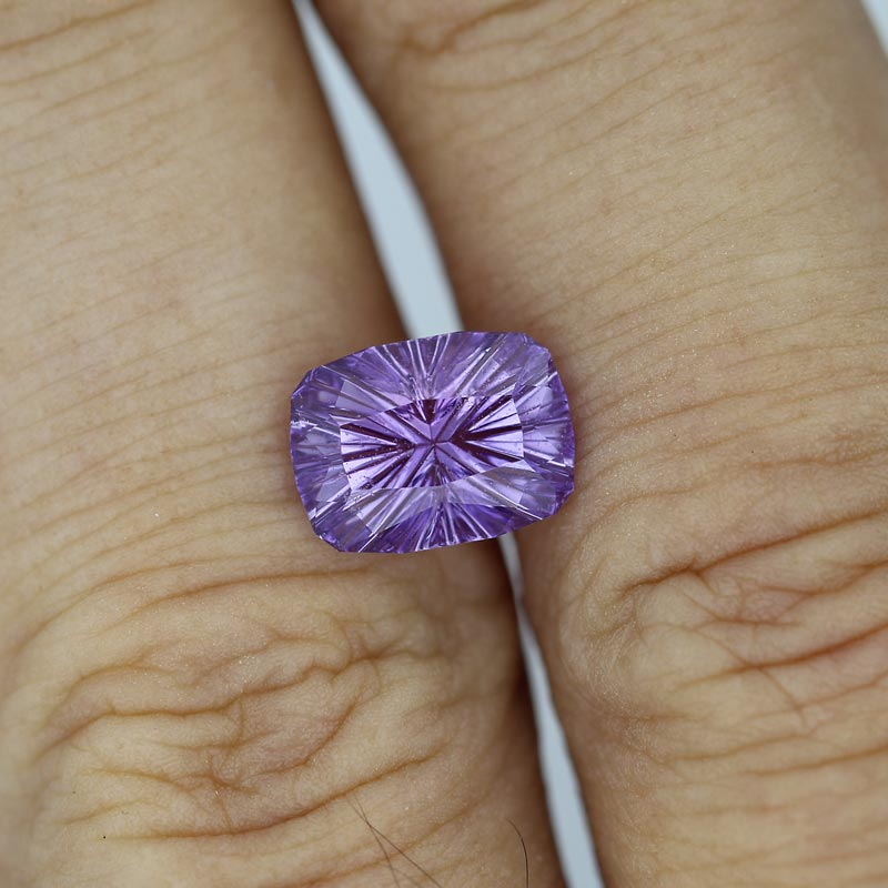 Purple/Pink Sapphire view 2