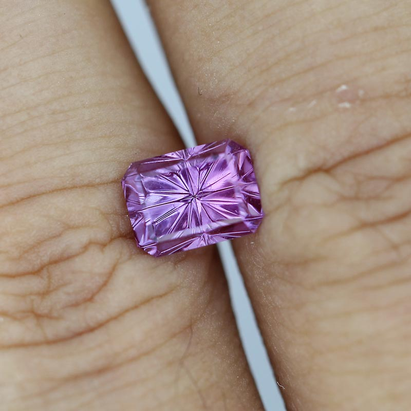 Pink Sapphire view 2