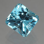 Mozambique Aquamarine gemstone