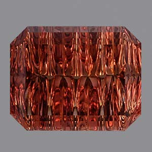 Brown/Pink Tourmaline gemstone