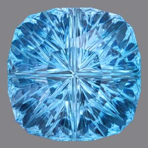Swiss Blue Topaz gemstone