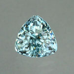 Blue Zircon gemstone