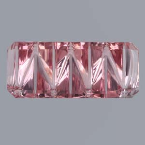 Pink Tourmaline gemstone