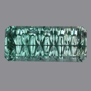 Celery Tourmaline gemstone