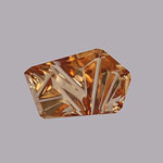 Cognac Tourmaline gemstone