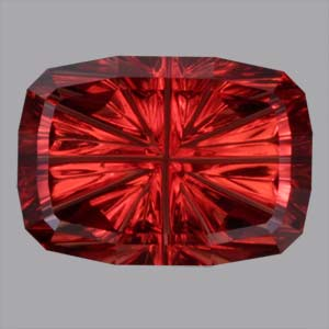 Gypsy Rose Garnet gemstone