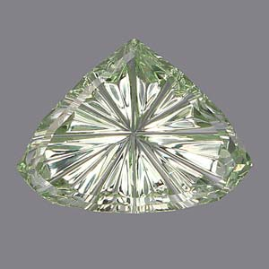 Green Grossular Garnet gemstone