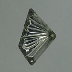 Gray Tourmaline gemstone