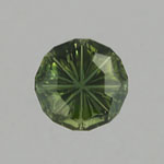 Avocado Tourmaline gemstone
