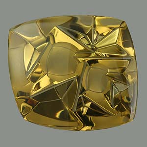 Lemon Citrine gemstone
