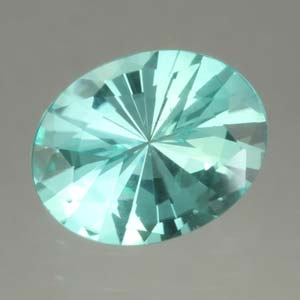 Paraiba Type Tourmaline gemstone