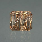 Salmon Tourmaline gemstone