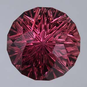 Purple Tourmaline gemstone