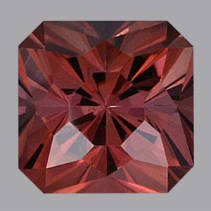 Brownish Pink Tourmaline gemstone