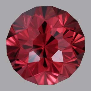 Pink Zircon gemstone