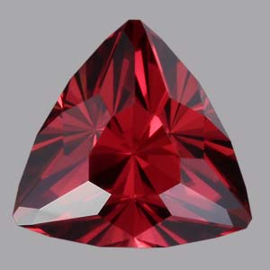 Red Zircon gemstone