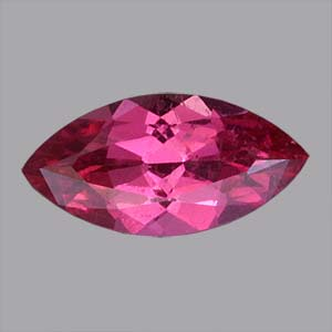 Red Tourmaline gemstone