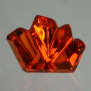 Spessartite Garnet gemstone