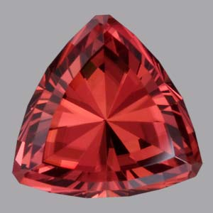 Spice Zircon gemstone