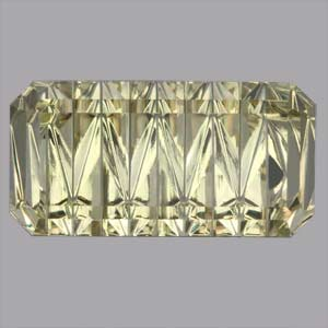 Yellow Beryl gemstone