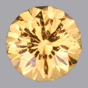 Light Yellow Sapphire gemstone